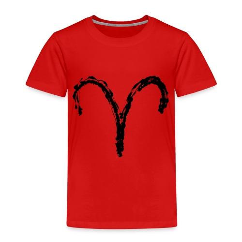 Sternzeichen: Widder - Kinder Premium T-Shirt