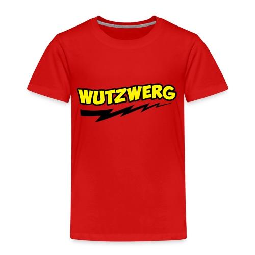 Wutzwerg - Kinder Premium T-Shirt