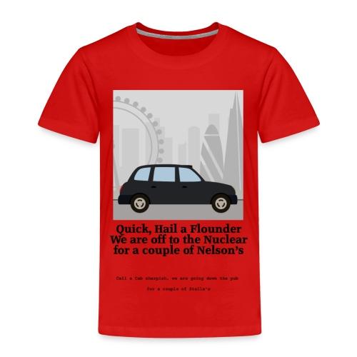 Flounder - Kids' Premium T-Shirt