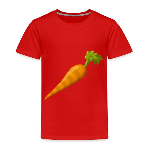Karotte! - Kinder Premium T-Shirt