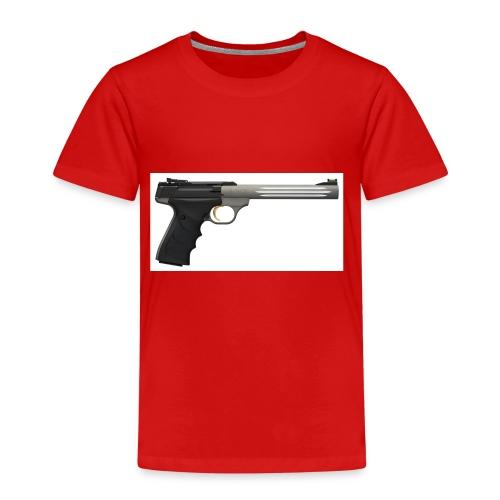 pistol - Børne premium T-shirt