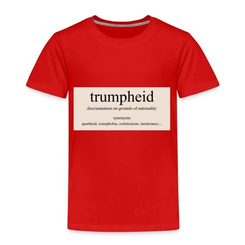 trumpheid synonyms - Kids' Premium T-Shirt