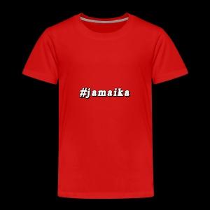 #Jamaika - Kinder Premium T-Shirt