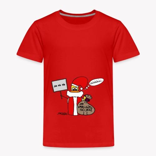 Bad Santa - Kinder Premium T-Shirt