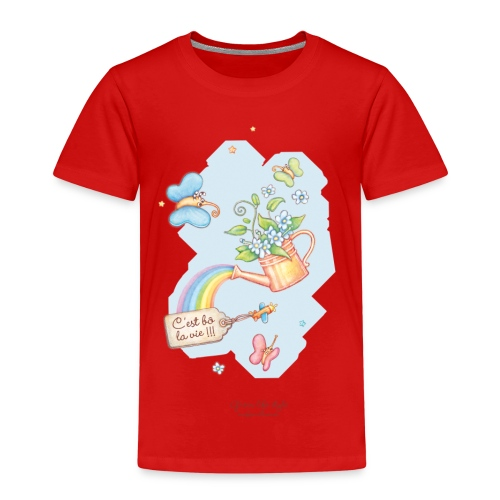 T-shirt bébé Mafamillamoi - T-shirt Premium Enfant