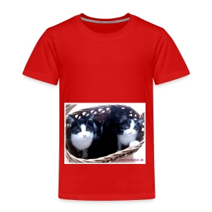 Katzenkorb - Kinder Premium T-Shirt