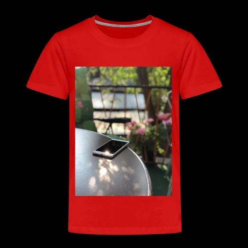 Handypräsentation - Kinder Premium T-Shirt