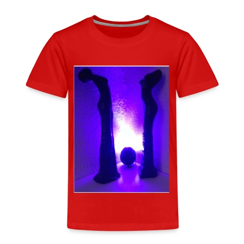 split eye - Kinderen Premium T-shirt
