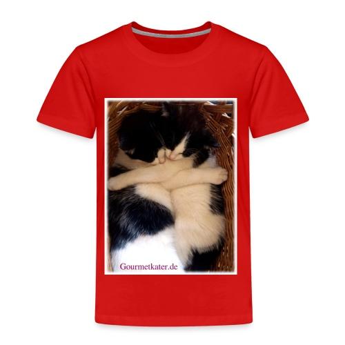 Umarmung - Kinder Premium T-Shirt