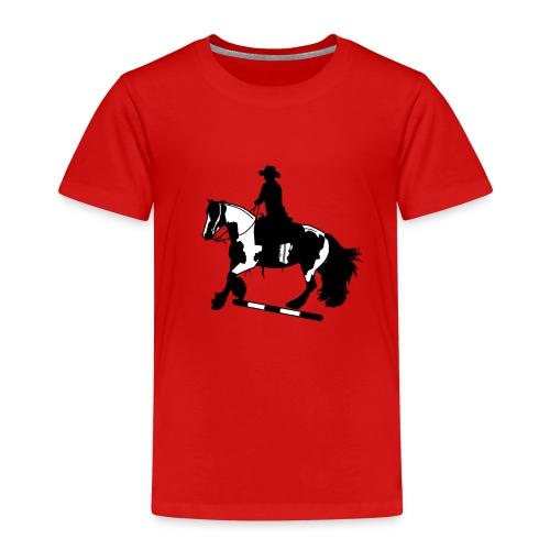 Tinker Galopp I Stange - Kinder Premium T-Shirt
