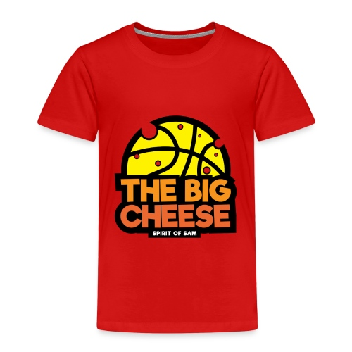 The Big Cheese Logo - Kids' Premium T-Shirt