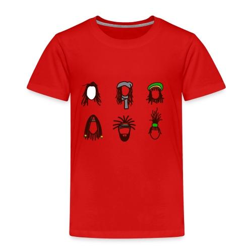 printmasta Smart - Børne premium T-shirt