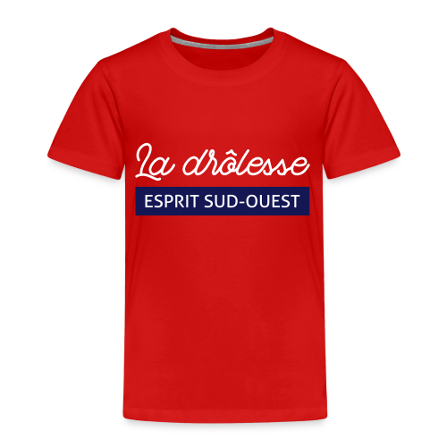 La drôlesse - T-shirt Premium Enfant