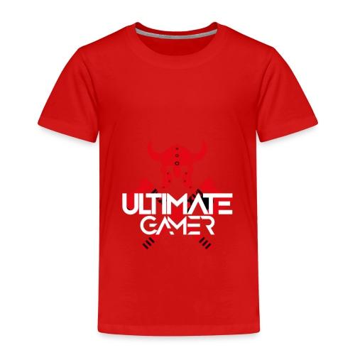 ultimate gamer - Camiseta premium niño