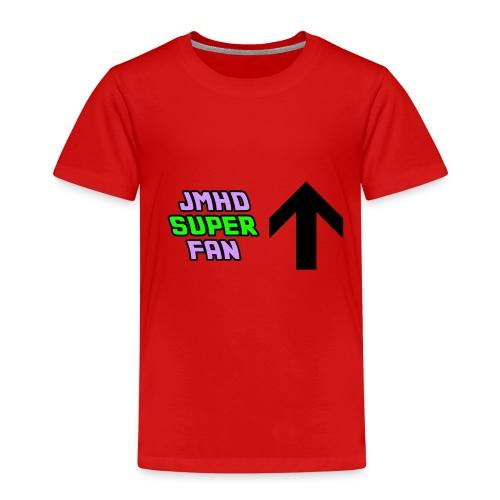 JMHD super fan - Kids' Premium T-Shirt