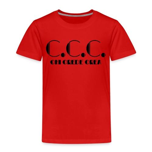 C.C.C. - Maglietta Premium per bambini