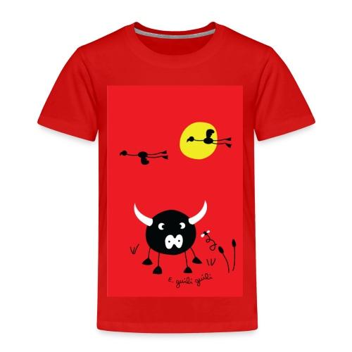 rouge camargue - T-shirt Premium Enfant