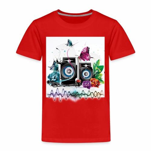 Music free - Maglietta Premium per bambini