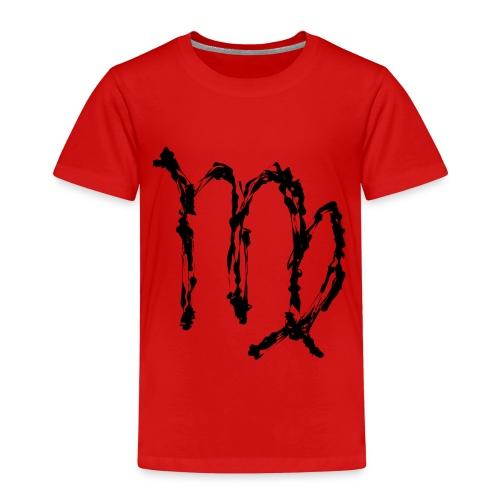 Sternzeichen: Jungfrau - Kinder Premium T-Shirt