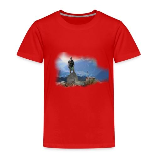 Amarsch the Rock - Kinder Premium T-Shirt