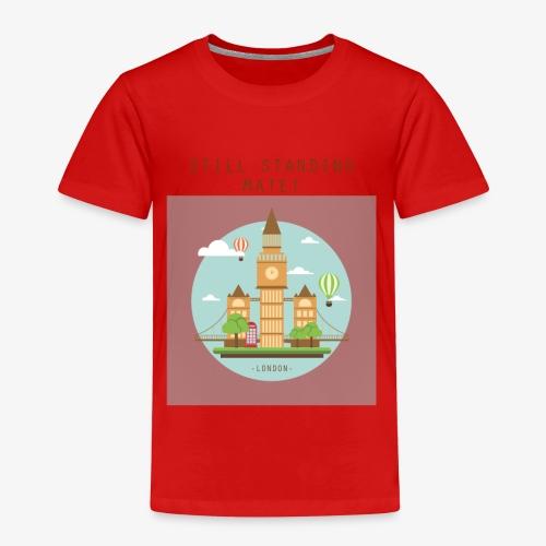 London Still standing mate! - Kids' Premium T-Shirt