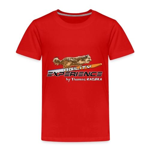 Logo Agility-eXperience By Thomas RACZKA - T-shirt Premium Enfant