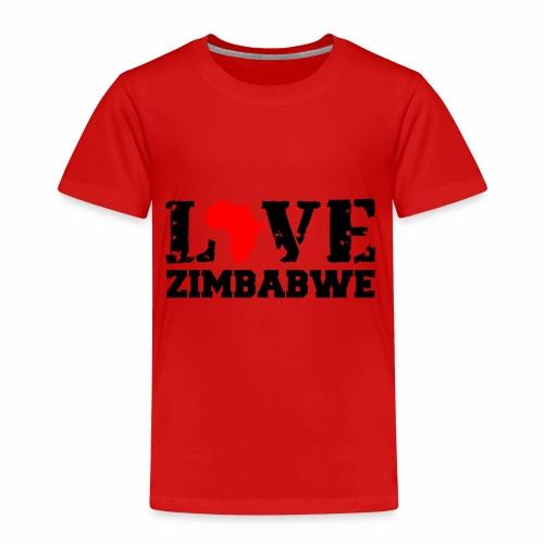 love zimbabwe - Kids' Premium T-Shirt