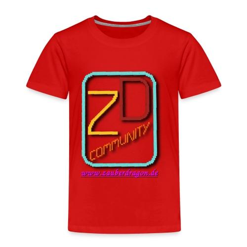 ZauberDragon LOGO 2 - Kinder Premium T-Shirt