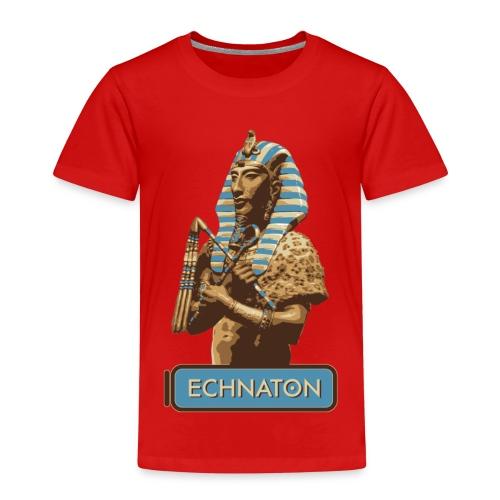 Echnaton – Sonnenkönig von Ägypten - Kinder Premium T-Shirt