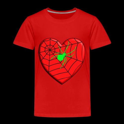 Heart - Kinder Premium T-Shirt