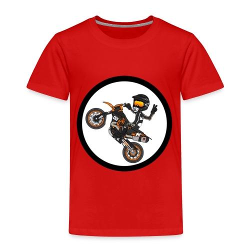 Flex Riders - Maglietta Premium per bambini