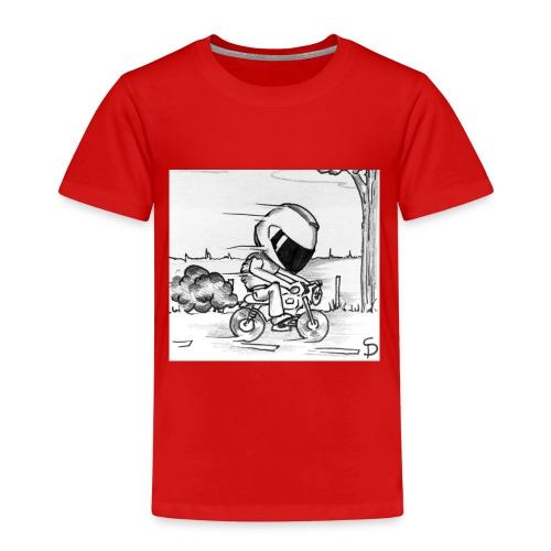 biker - T-shirt Premium Enfant