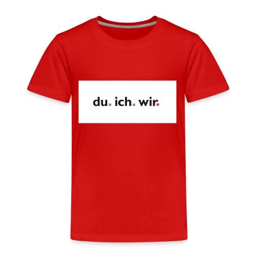 nur du - Kinder Premium T-Shirt