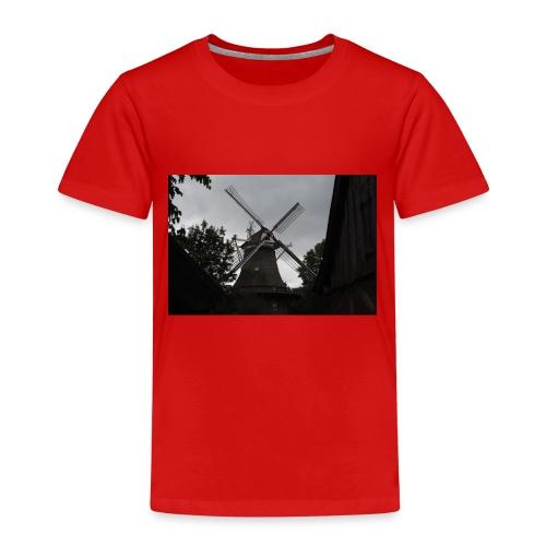Windmühle - Kinder Premium T-Shirt