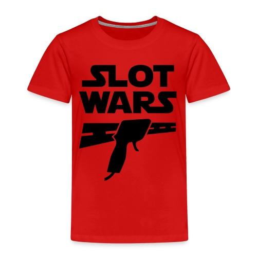 Slot Wars - Kinder Premium T-Shirt
