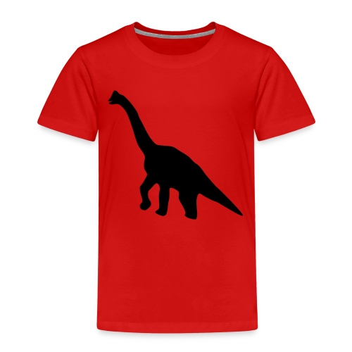 Brontosaurus - Kinder Premium T-Shirt