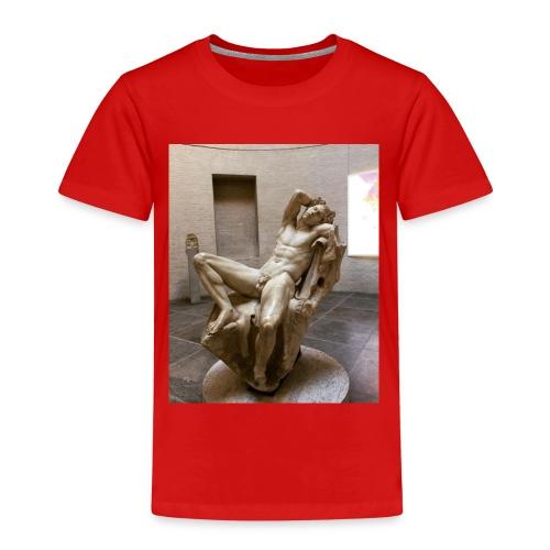 Thinking - Kinder Premium T-Shirt