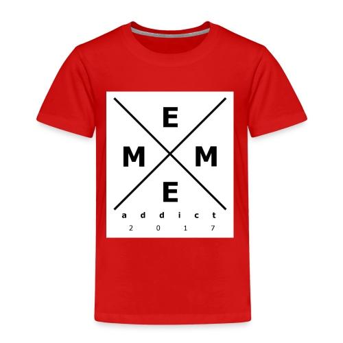 Meme-logo - Kinder Premium T-Shirt