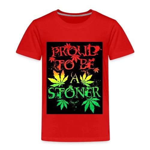 Stoner T-Shirt - Kinder Premium T-Shirt