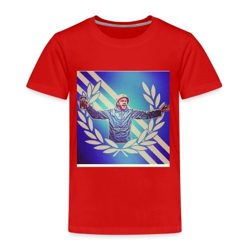 831ed8065eeedb123825ee3198503cb9 casual football - Kids' Premium T-Shirt