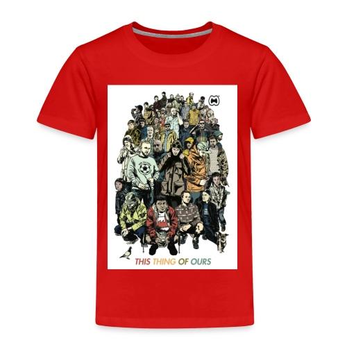 35e67845c9b6034146f6e4cacc68e097 casual co casual - Kids' Premium T-Shirt