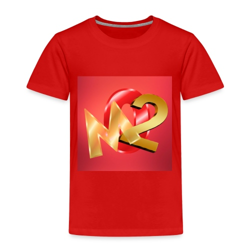 02M - Premium-T-shirt barn