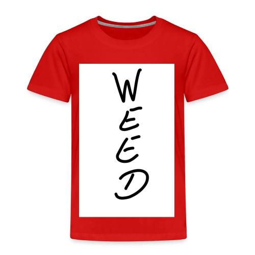 WEED - Kinder Premium T-Shirt