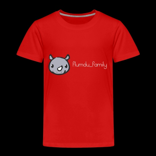 Flumdu_Family - Kids' Premium T-Shirt