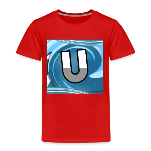 Ungeclasht TV Logo Design - Kinder Premium T-Shirt