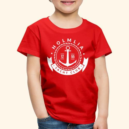 Til kapteinen i deg! - Premium T-skjorte for barn
