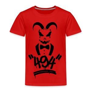494 black - Kinder Premium T-Shirt
