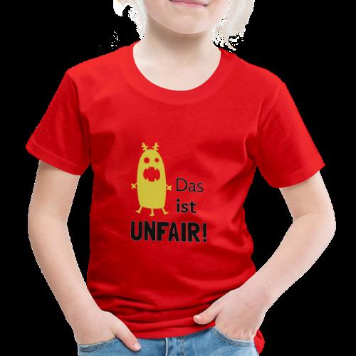 Das ist Unfair - Kids' Premium T-Shirt
