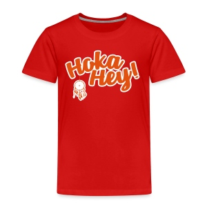 Hoka Hey - Kinder Premium T-Shirt