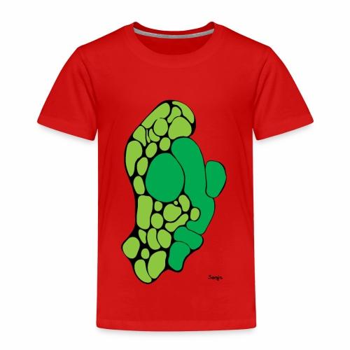 green man - Kids' Premium T-Shirt